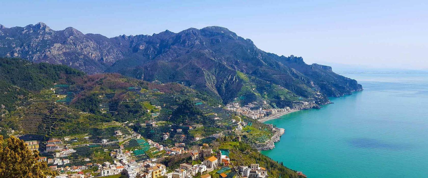 Costiera Amalfitana | Itinerari Hotel Palace 3 stelle