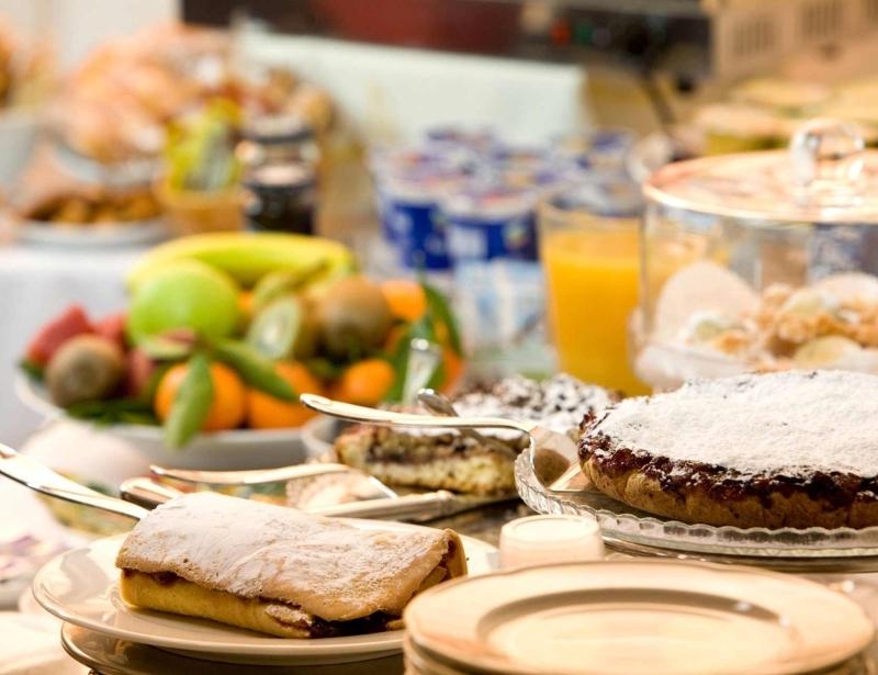 Servizio Colazione - Hotel Palace Battipaglia
