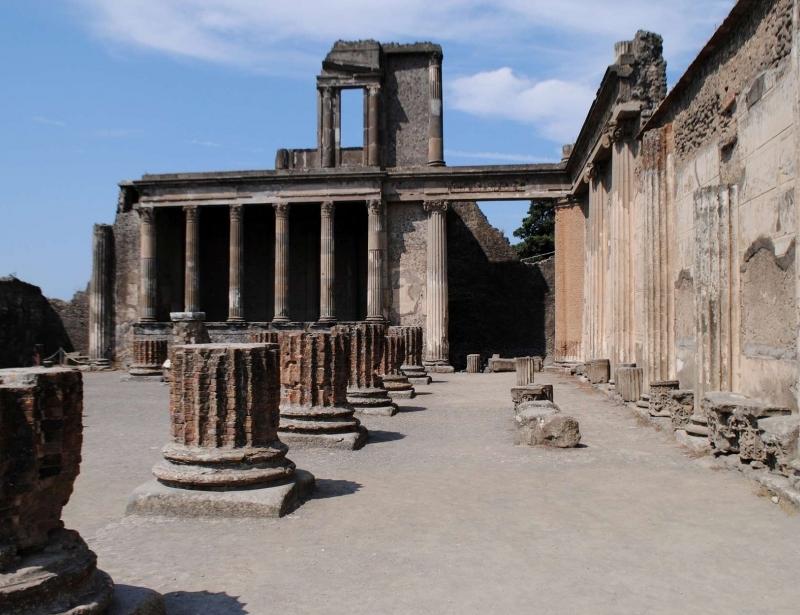 Pompeii - Itineraries - Hotel Palace Battipaglia