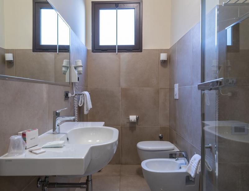 Bagno Camera Standard Matrimoniale | Camere Hotel Palace