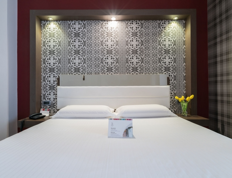 Camera Standard Matrimoniale   Camere Hotel Palace