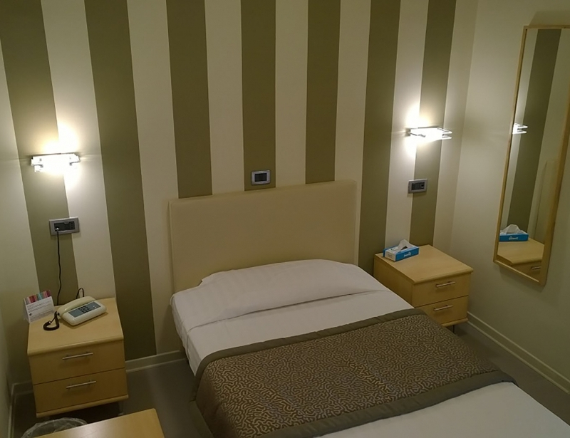 Camera Standard Singola | Camere Hotel Palace